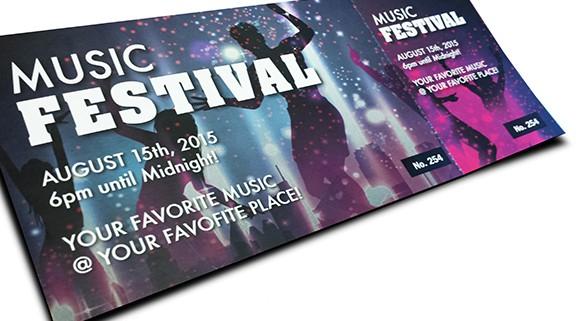 Ticket_MusicFestival01