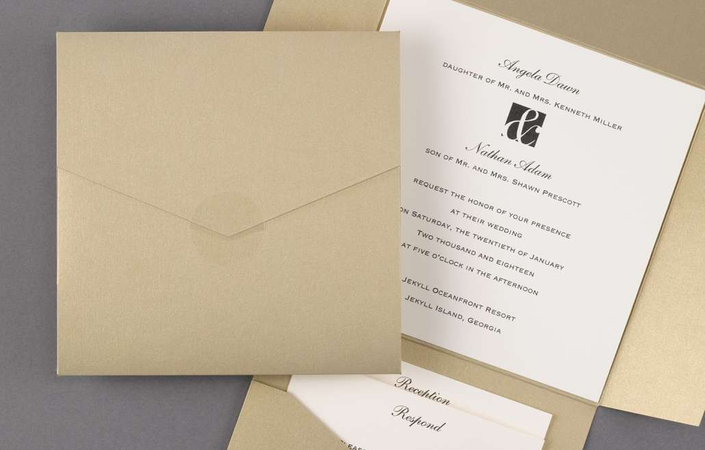Specialized Invitation Printing